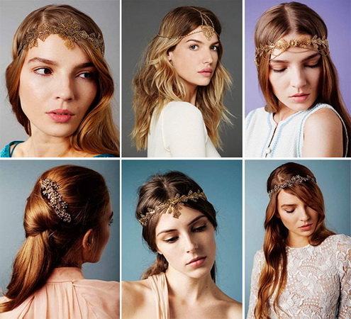 Модные аксессуары для волос 2013 — фото