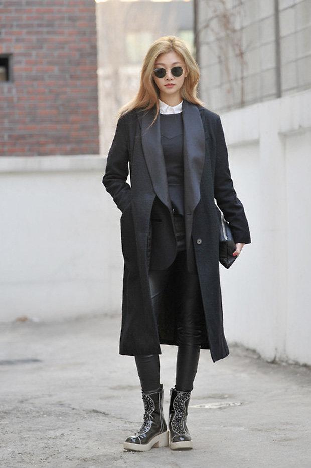 модные образы осень 2014