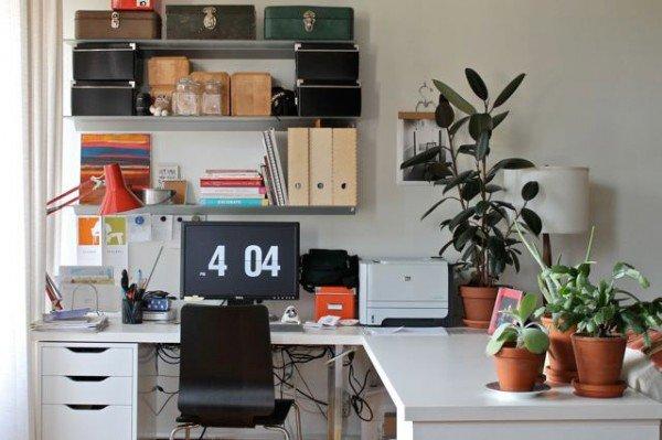 Рабочие места (Фото 8): организация рабочего места