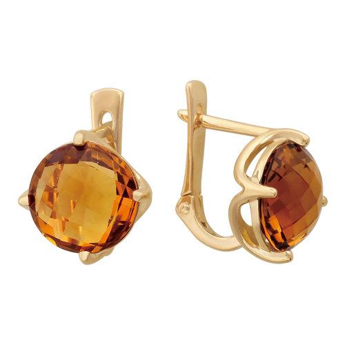 Серьги из золота 585° купить в Москве недорого (26930 01С316270) с доставкой по России.