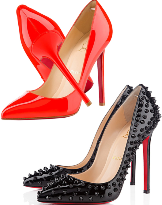 Туфли-лодочки от Christian Louboutin, 10 звездных пар созданных для знаменитостей