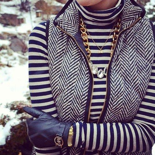 Женская тельняшка: вариации на темы цвета и кроя/Real Fashion/Дом Моды