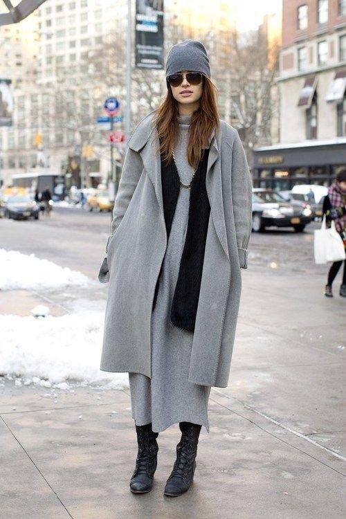 Зимние тренды 2014 – 2015: модные женские образы для холодного времени года