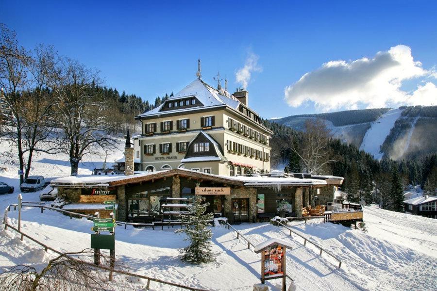 окраска горнолыжные курорты чехии фото берётся