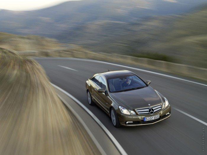 Mercedes-Benz E-Class Coupe (купе)