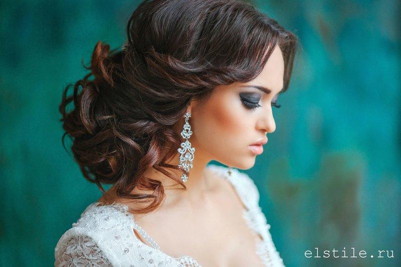 Создаем свадебную прическу своими руками :: Fashion Stylist