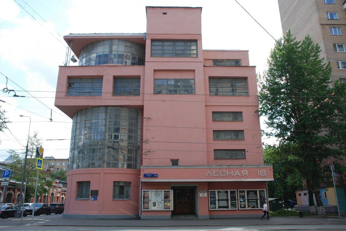 миниатюрная дк зуева фото здания часто