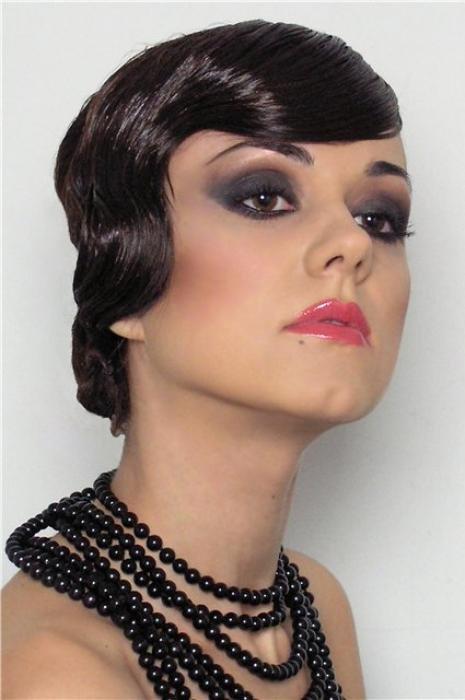 фото макияж 30 х годов