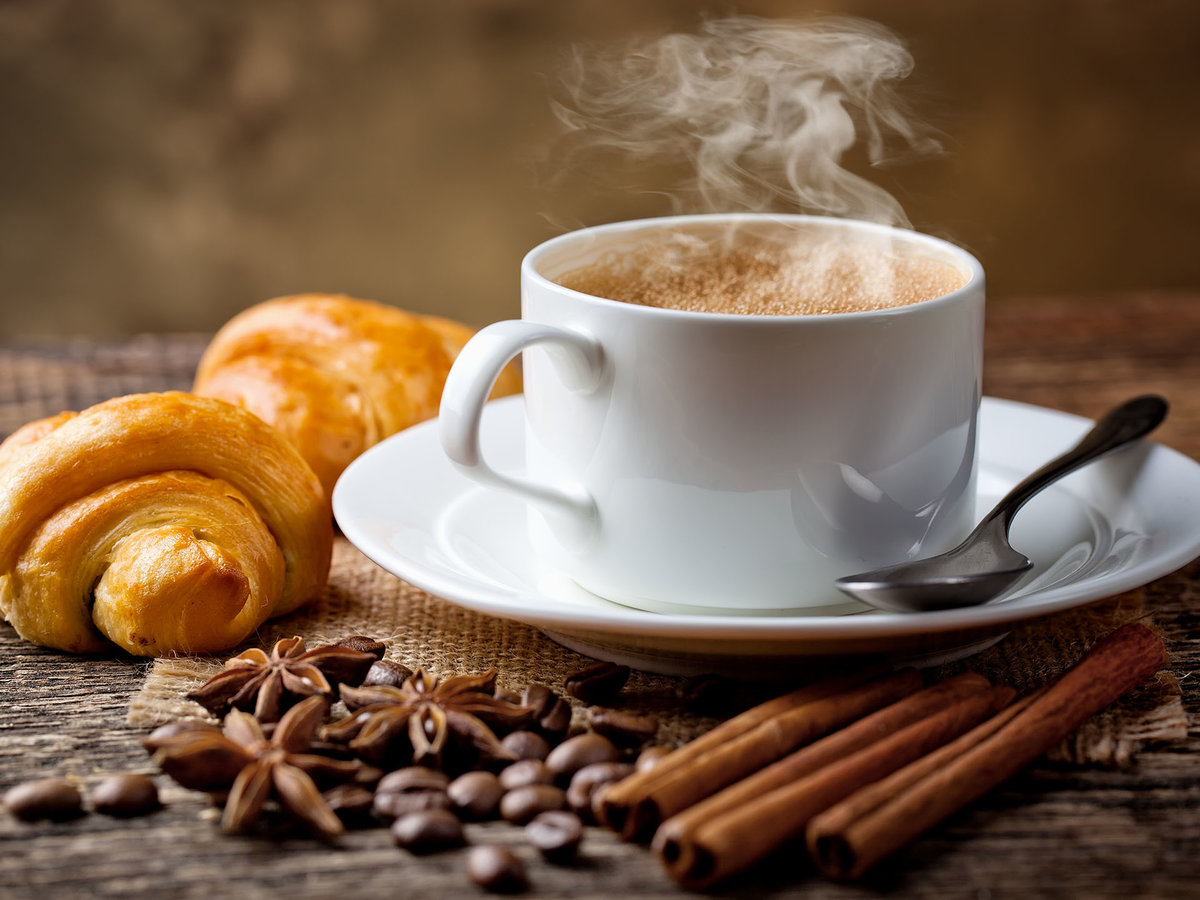 Для, открытки доброе утро с чашкой кофе