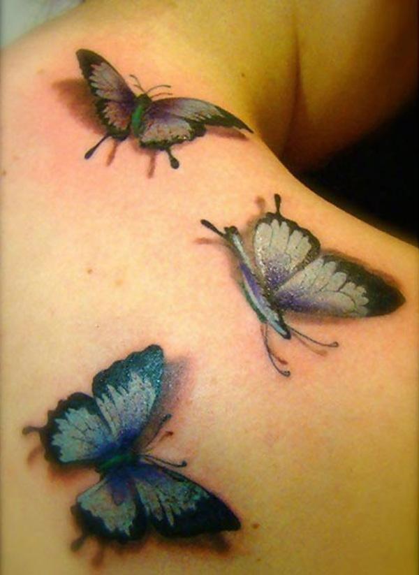 3D Butterfly Tattoos_30600_823