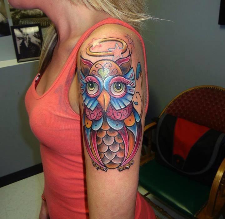 Татуировката