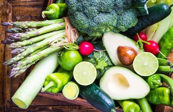 Вегетарианство · Vegetarianism
