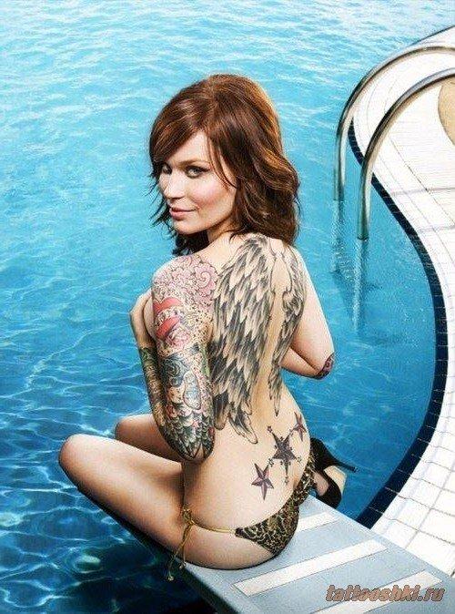 Женские тату | Татуировки и все о них фото, эскизы, значение