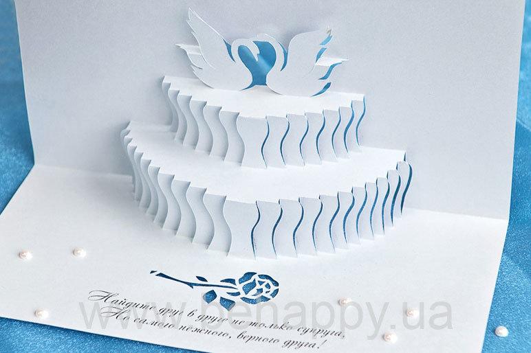 Открытки пожелание, шаблоны открытки с тортом