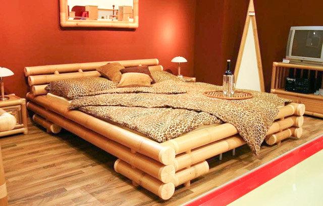 Как сделать кровать своими руками из дерева - пошаговая 71