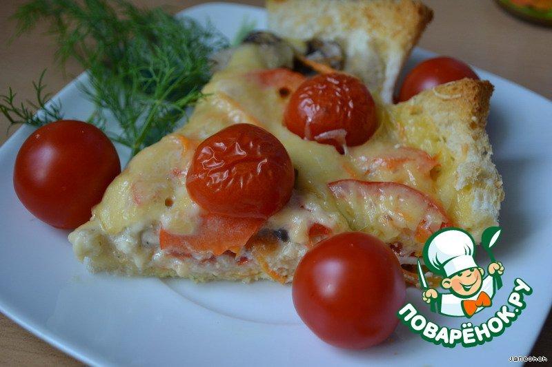 Вкусные рецепты овощами фото