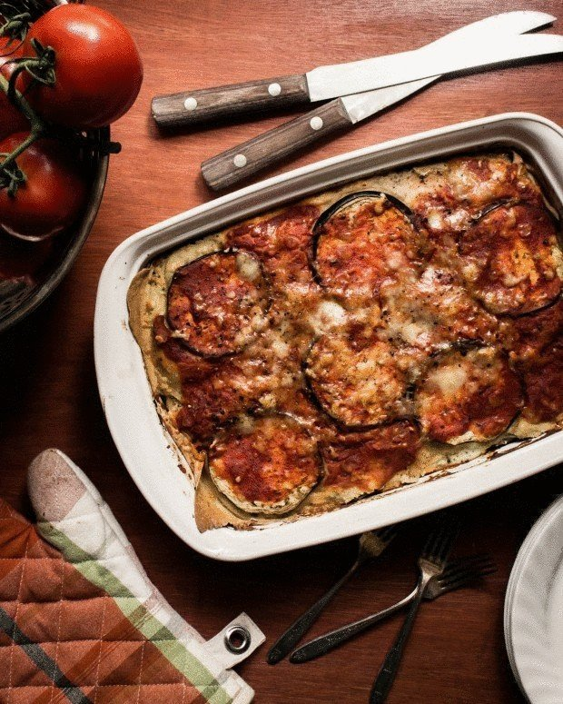 5 вкусных вегетарианских ужинов