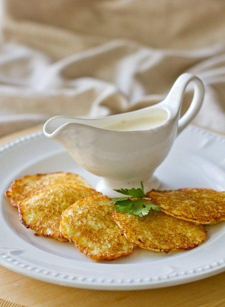 Белорусские драники рецепт с фото