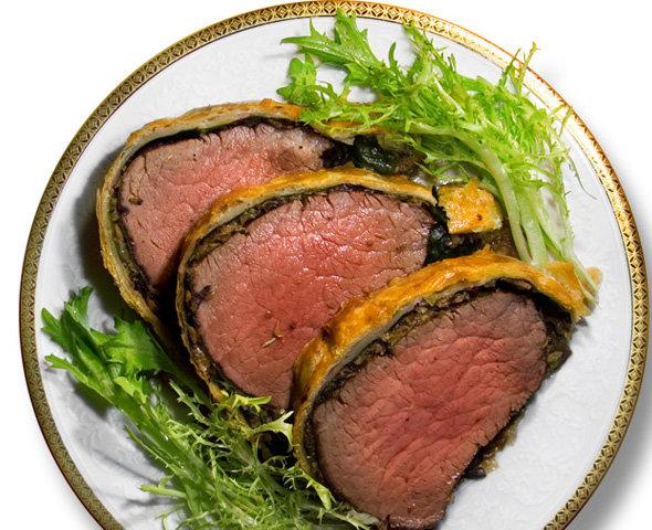 Биф Веллингтон - Мясные блюда - Рецепты - Вкусные рецепты на каждый день