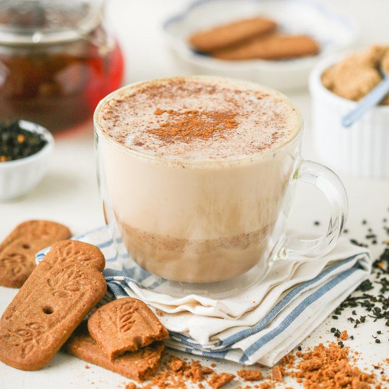 Чай а-ля Latte