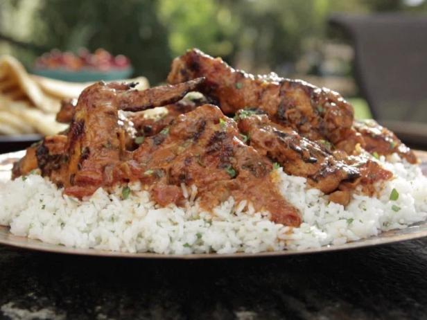 Курица «Тикка масала»