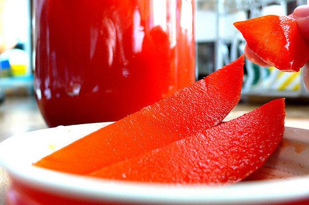 Маринованное манго Ли Хинг ,  гавайская кухня, блюда