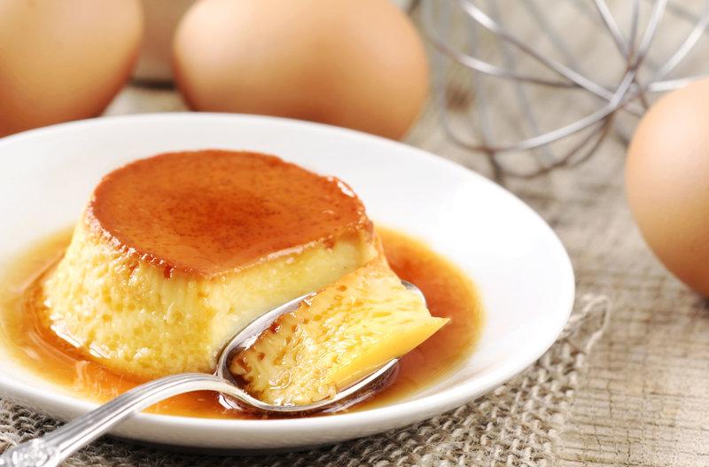 Рецепты десертов: классический флан