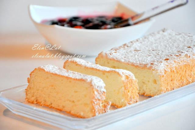 Бисквит на белках рецепт с фото