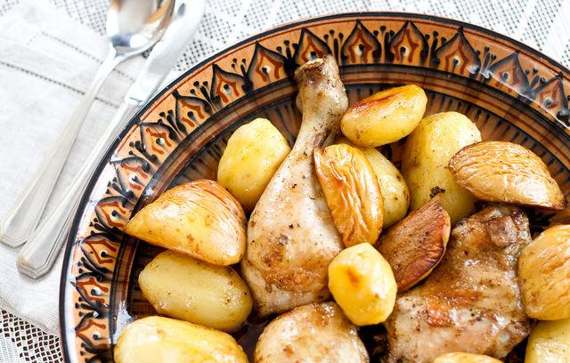 Такое ароматное блюдо станет хитом любого праздничного ужина