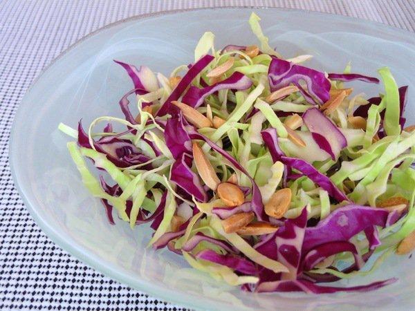 ТОП-5 рецептов салатов