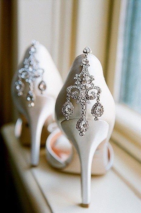Большие серьги в образе невесты. | Свадьба и все о ней