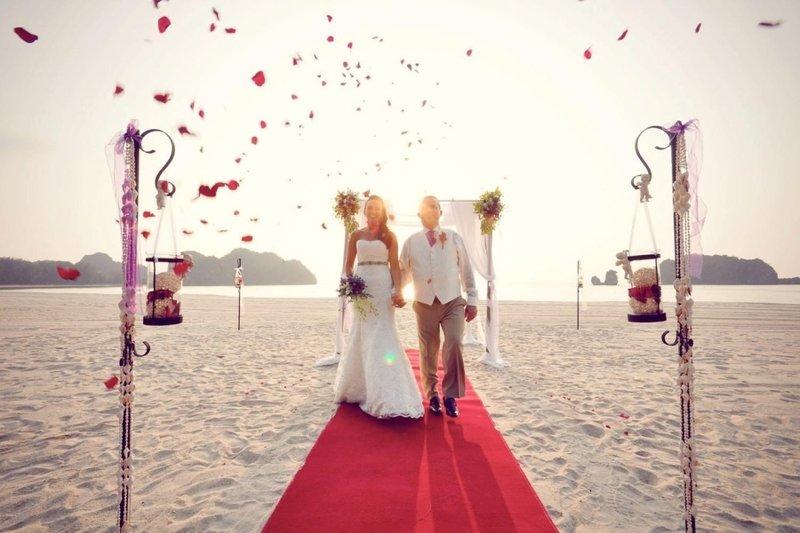 Как сделать свадебное путешествие незабываемым?