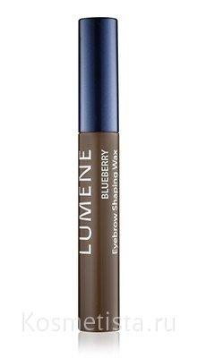 Моделирующий воск для бровей Lumene Eyebrow Control Blueberry