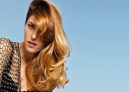 Окрашивание волос по технике омбре, шатуш, балаяш со скидкой до 74%, от 800 рублей — Время скидок — Самара