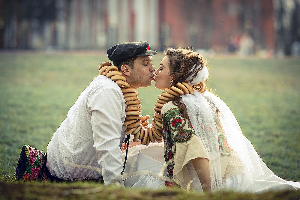 фотографии пар русских