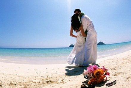 Свадьба на островах, свадьба на пляже, дешевые авиабилеты Минск