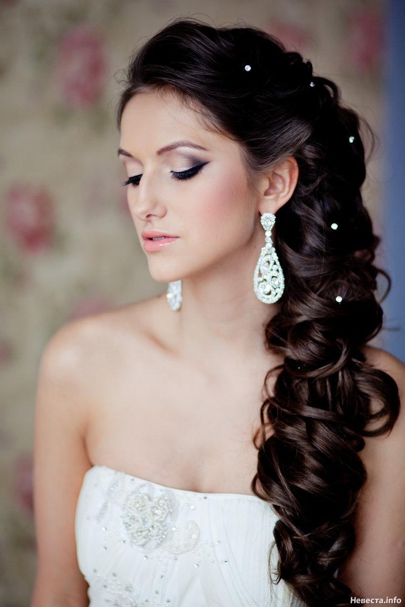 Свадебные причёски и макияж, Образ невесты