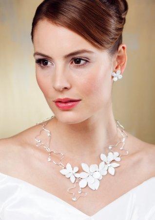 Свадебные украшения для невесты (фото)