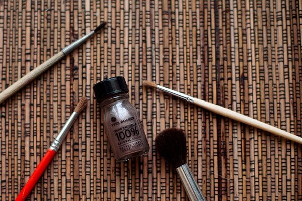"""Yves Rocher 100% Natural Origin Loose Pearls – Рассыпчатые тени для век «Минералы & Растения» - оттенок """"Дымчатый перламутр"""" отзывы — Отзывы о косметике — Косметиста"""