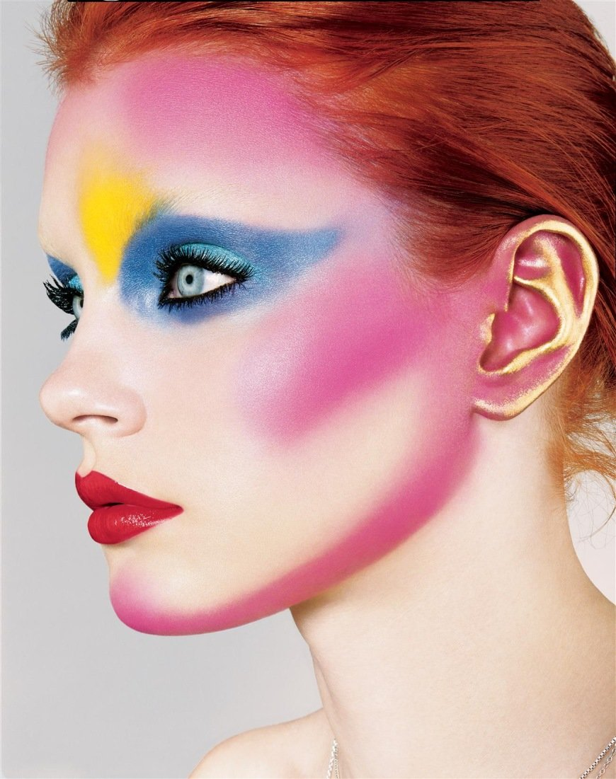 extreme makeup pictures - 700×886