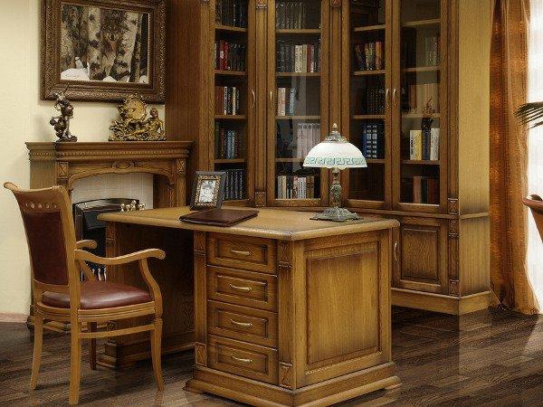 выбор мебели  для кабинета