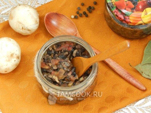 рецепт гриюной икры