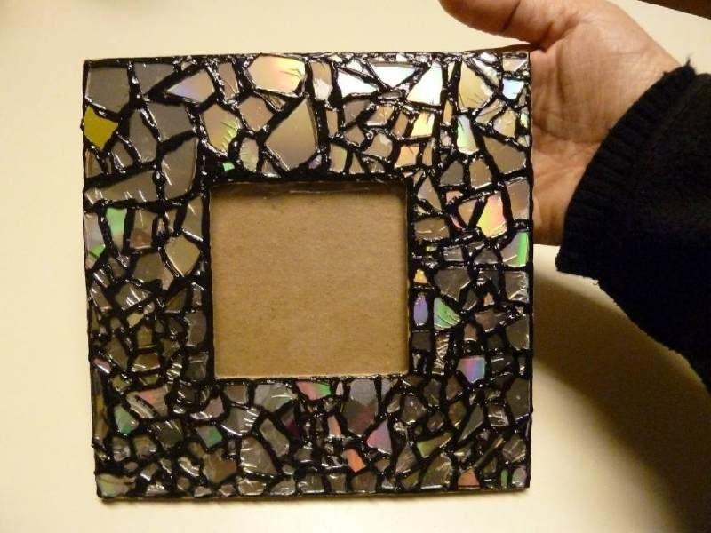 Сделать рамки для картинки своими руками