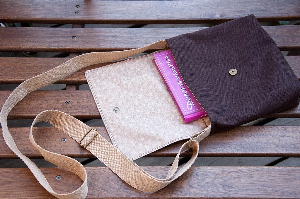 fc190ba53230 Как сшить сумку своими руками сумку через плечо» — карточка ...