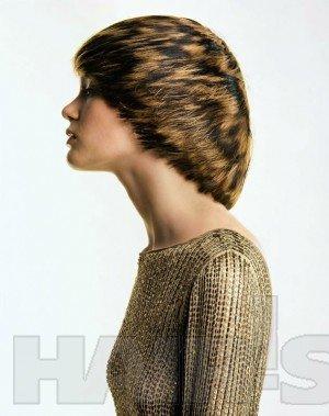 Коллекция трафаретного окрашивания волос от Трейвора Сорби