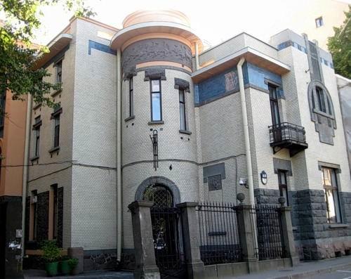 особняк Чаева