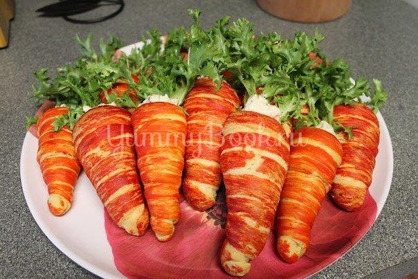 """Салат """"Морковочка"""" - пошаговый рецепт с фото"""