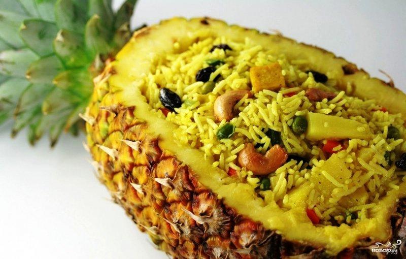 Блюдо ананаса рецепты с фото