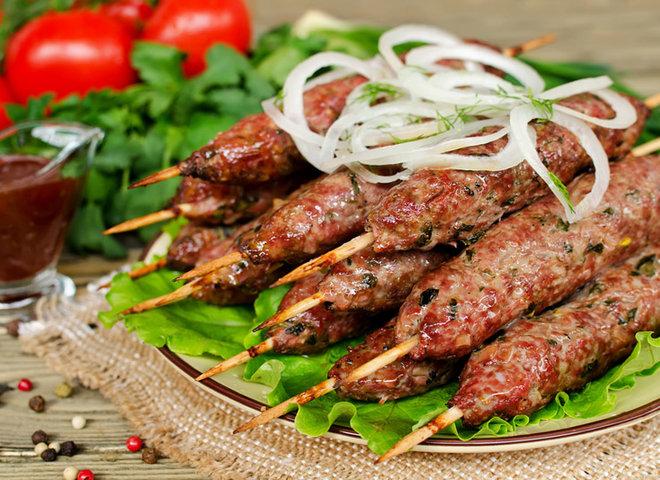 кебаб рецепт фото мангале