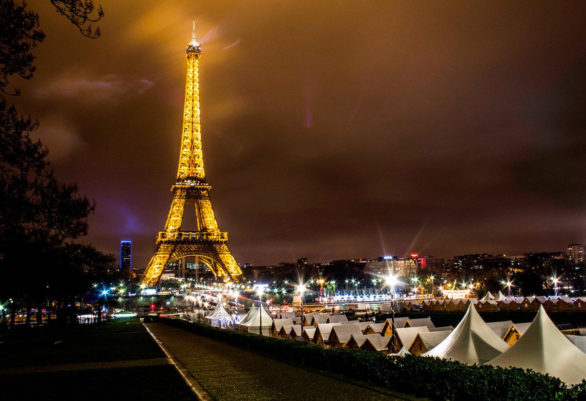 Крутые картинки парижа
